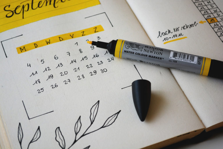 Πρόγραμμα μαθημάτων για την Τετάρτη 16/9/2020